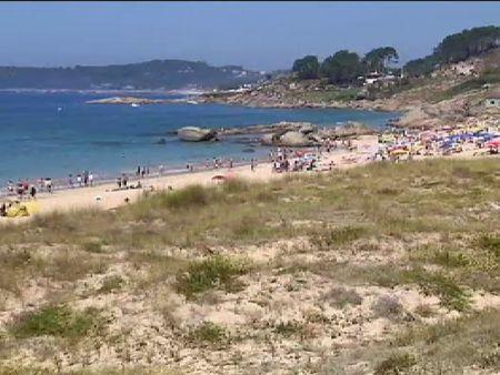 Disputa vecinal por la playa gallega de A Lanzada