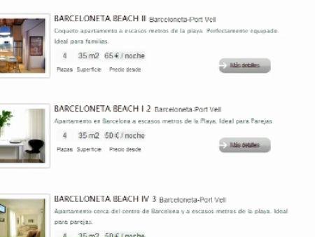 `Pisos ganga` ilegales en Barcelona