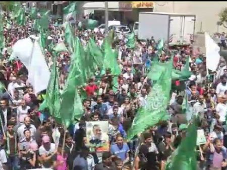 Disturbios en las manifestaciones en contra de la ofensiva israelí