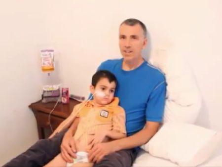El hermano del niño británico localizado en Málaga asegura que el pequeño siempre ha estado bien cuidado
