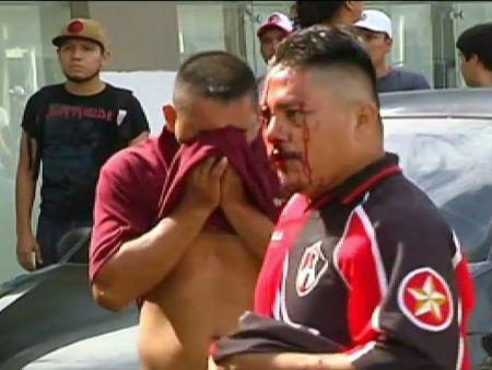 El huracán Odile deja una estela de destrucción a su paso por Baja California