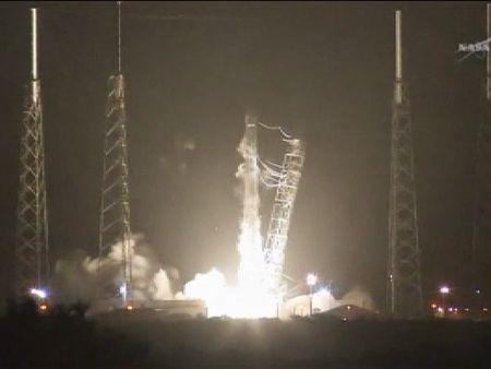 La NASA envía más de 2 toneladas de suministros a la Estación Espacial Internacional