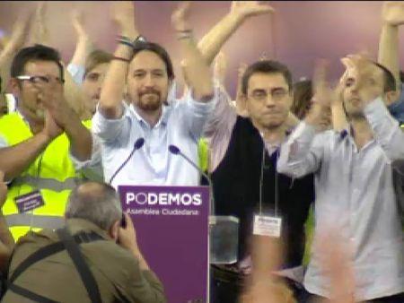 150.000 militantes votan el proyecto político de Podemos
