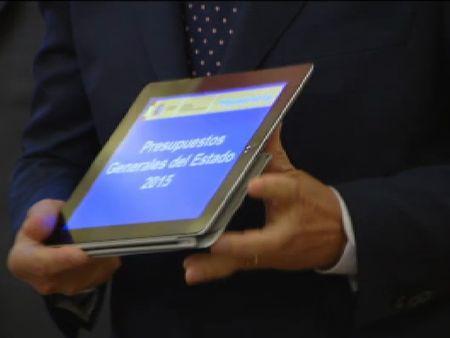 Los Presupuestos para 2015 llegan hoy al Congreso