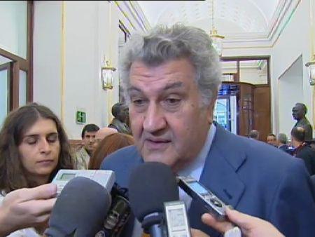 """Posada considera """"razonable"""" que Rato haya decidido salir temporalmente del PP"""