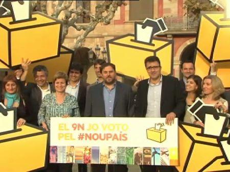 """Junqueras: """"Diga lo que diga el Consejo de Estado, el Gobierno español o el TC la cuestión relevante es que sigamos adelante"""""""