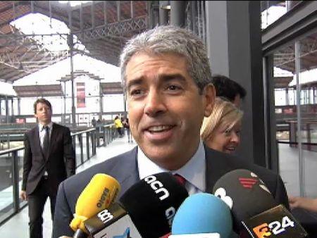 """Homs sobre el dictamen del Consejo de Estado: """"Tranquilidad y adelante para hacer lo que tenemos propuesto hacer"""""""