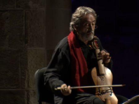 Jordi Savall rechaza el Premio Nacional de Música en protesta contra Wert