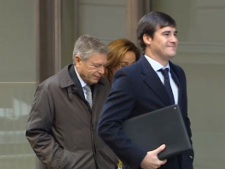 Modesto Crespo, expresidente de CAM declara ante el juez