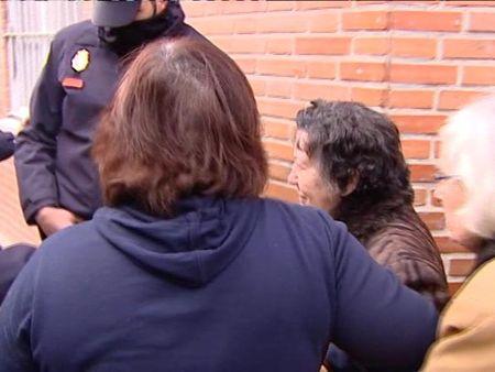 El Rayo pagará el alquiler a la mujer de 85 años desahuciada