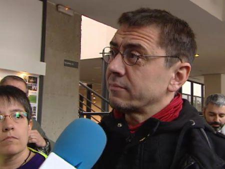 """Monedero: """"No vamos a tolerar los ataques orquestados contra las caras visibles de Podemos"""""""