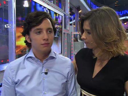 Francisco Nicolás afirma tener contactos con Juan Carlos I y la vicepresidenta del Gobierno