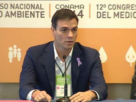 Sánchez quiere rectificar la aprobación de Zapatero del artículo 135 de la Constitución