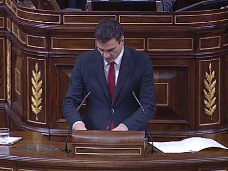 """Pedro Sánchez a Rajoy: """"¿La dimisión de Ana Mato es por motivos de Salud?"""""""